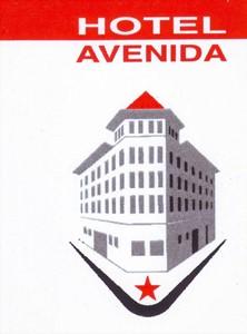 Logo comerç HOTEL AVENIDA