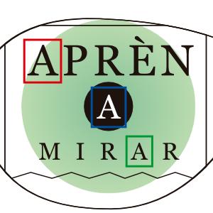 Logo comerç APRÈN A MIRAR