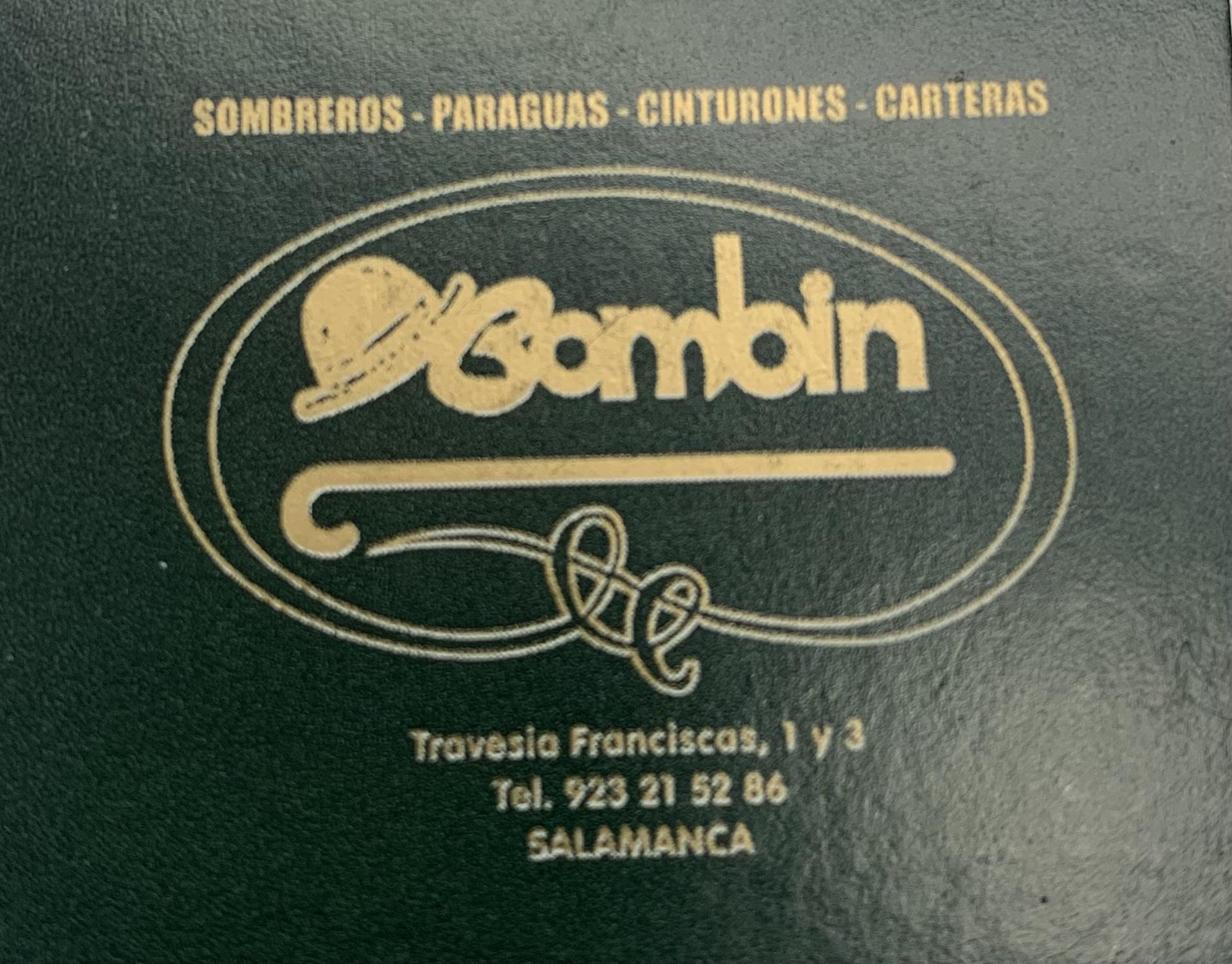 Logo comerç EL BOMBIN