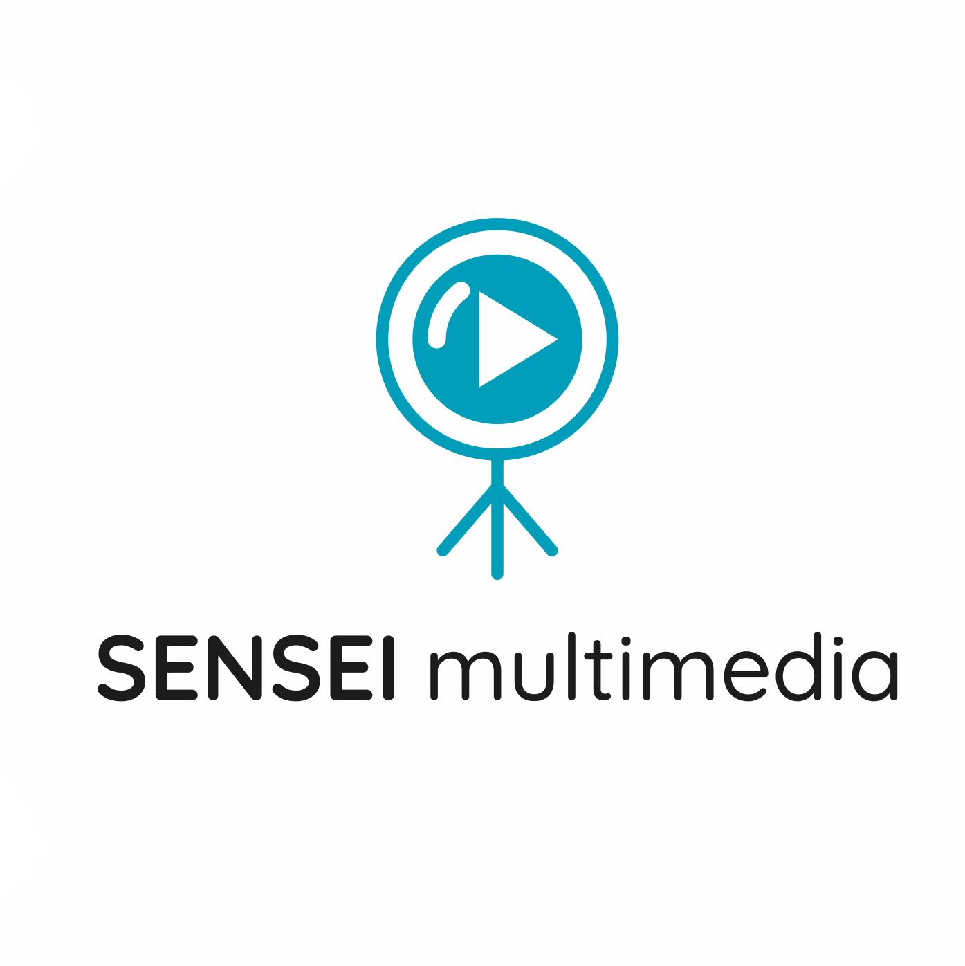 Logo comerç Sensei Mulitmedia