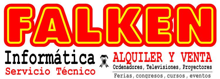 Logo comerç FALKEN Informática Salamanca