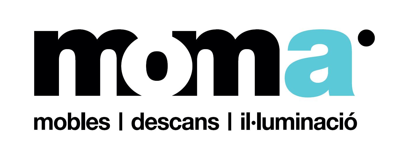 Logo comerç Moma Mobles i Matalassos