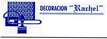 Logo comerç Decoracion Rachel