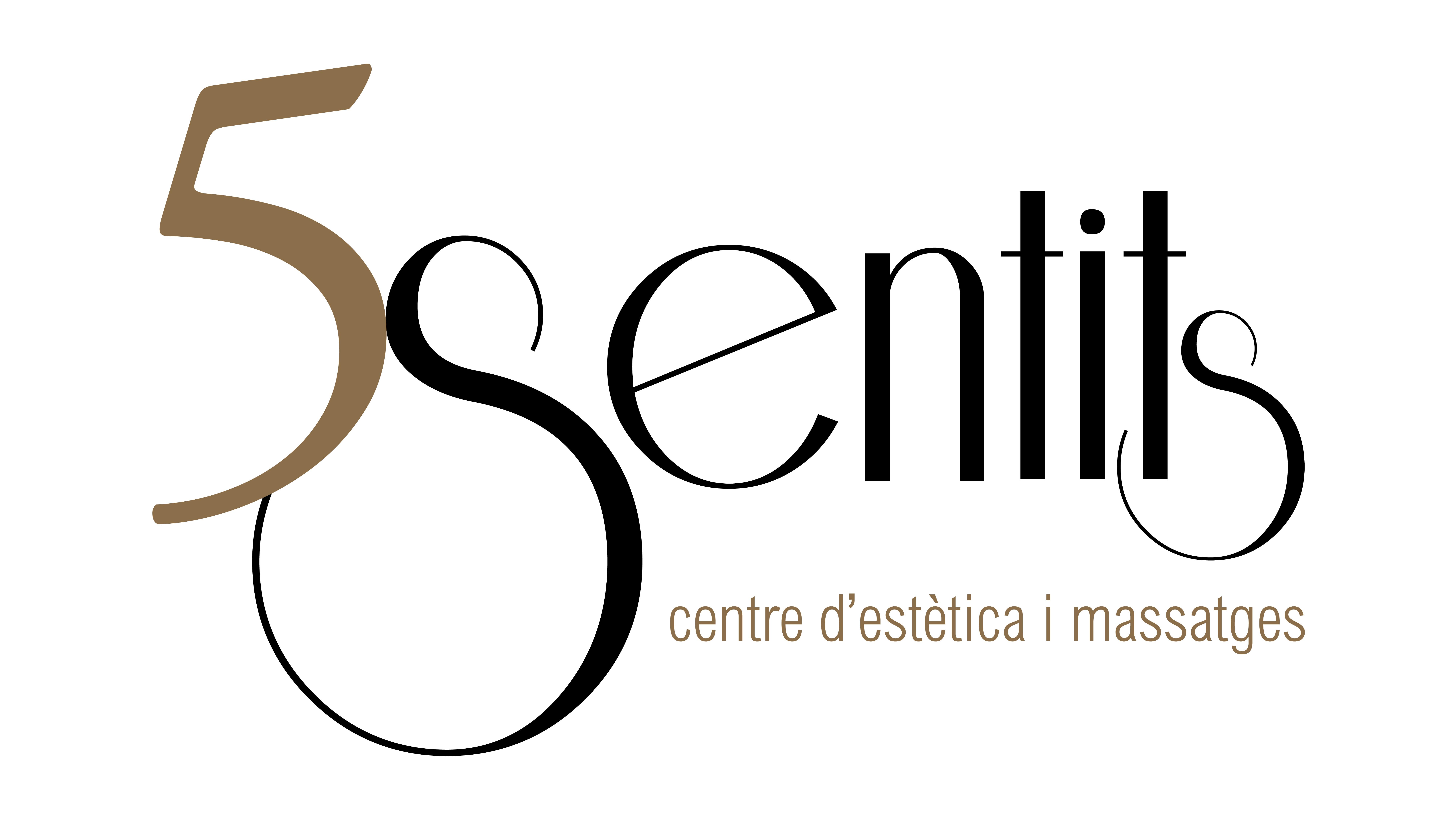 Logo comerç 5 SENTITS CENTRE DE BELLESA