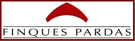 Logo comerç FINQUES PARDAS