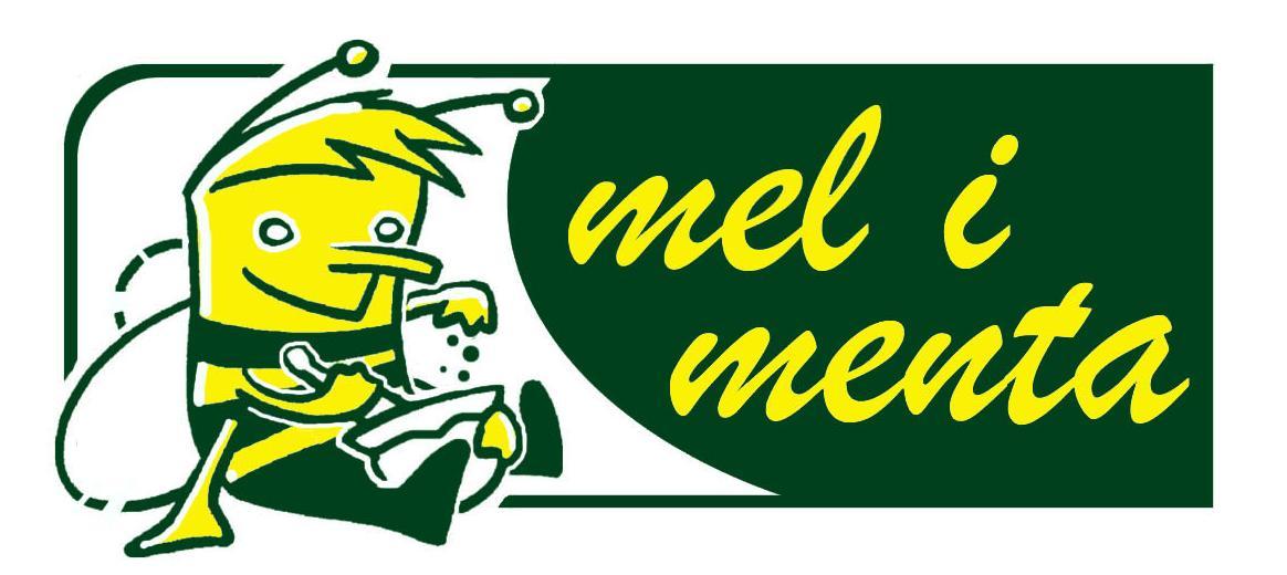 Logo comerç MEL I MENTA