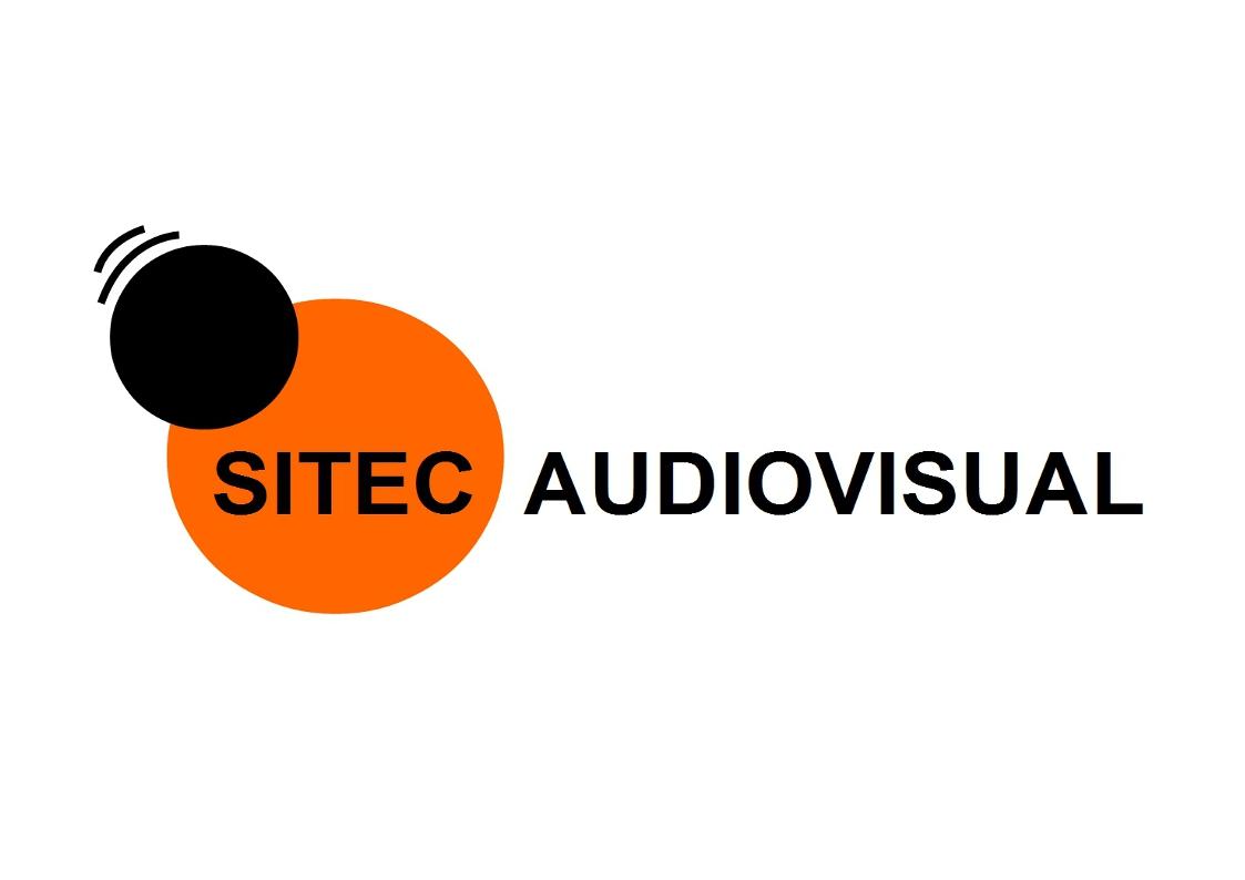 Logo comerç SITEC AUDIOVISUAL