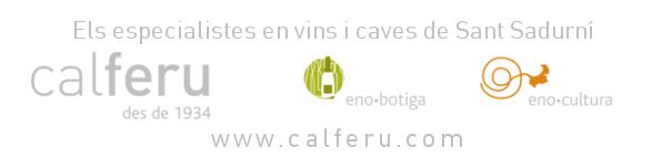 Logo comerç CAL FERU