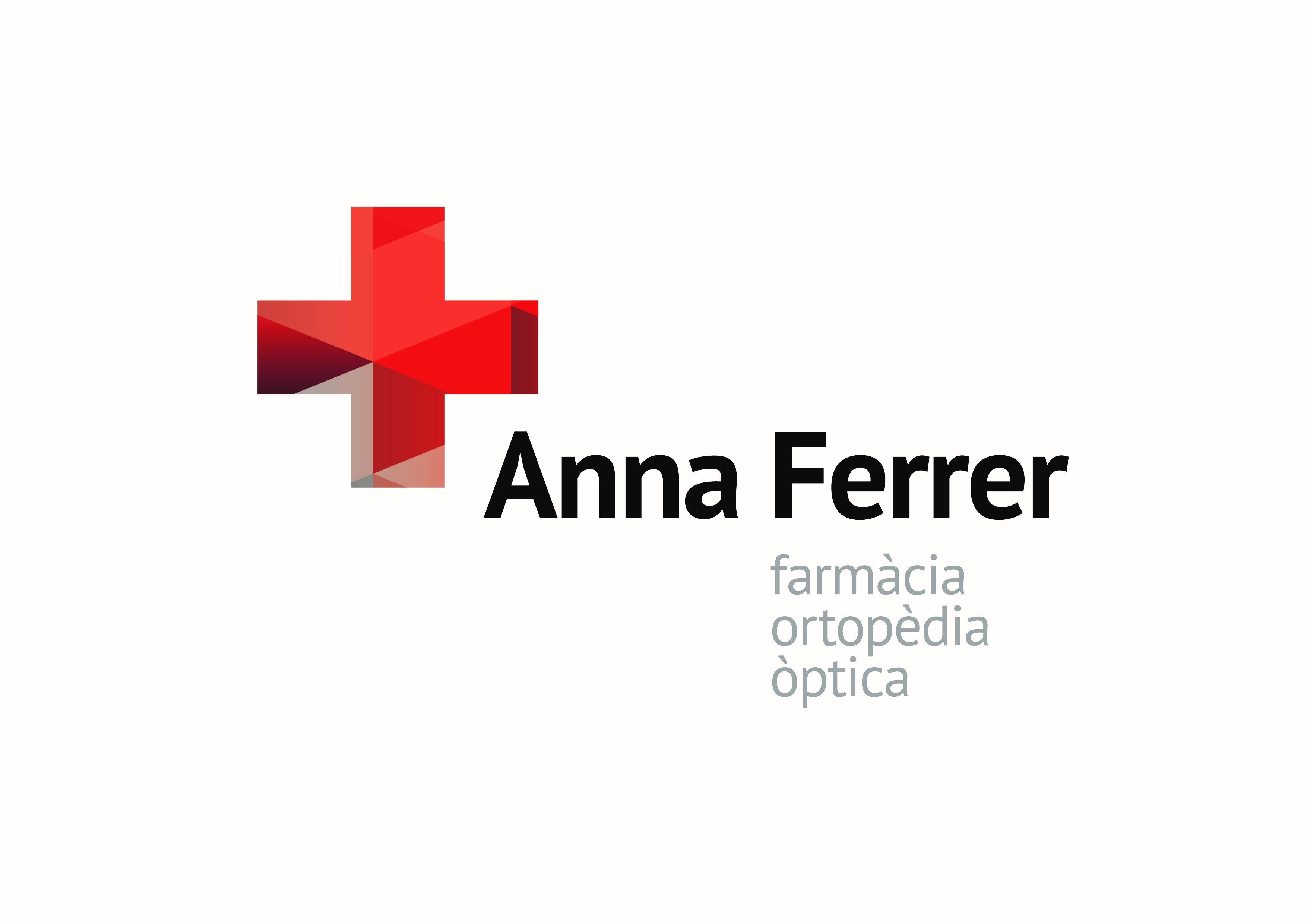 Logo comerç FARMÀCIA ANNA FERRER