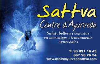 Logo comerç SATTVA CENTRE D