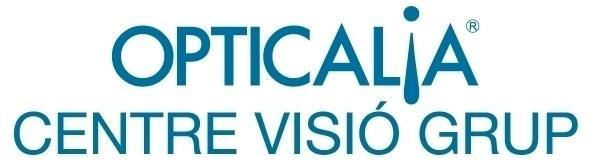 Logo comerç OPTICALIA - CENTRE VISIO GRUP
