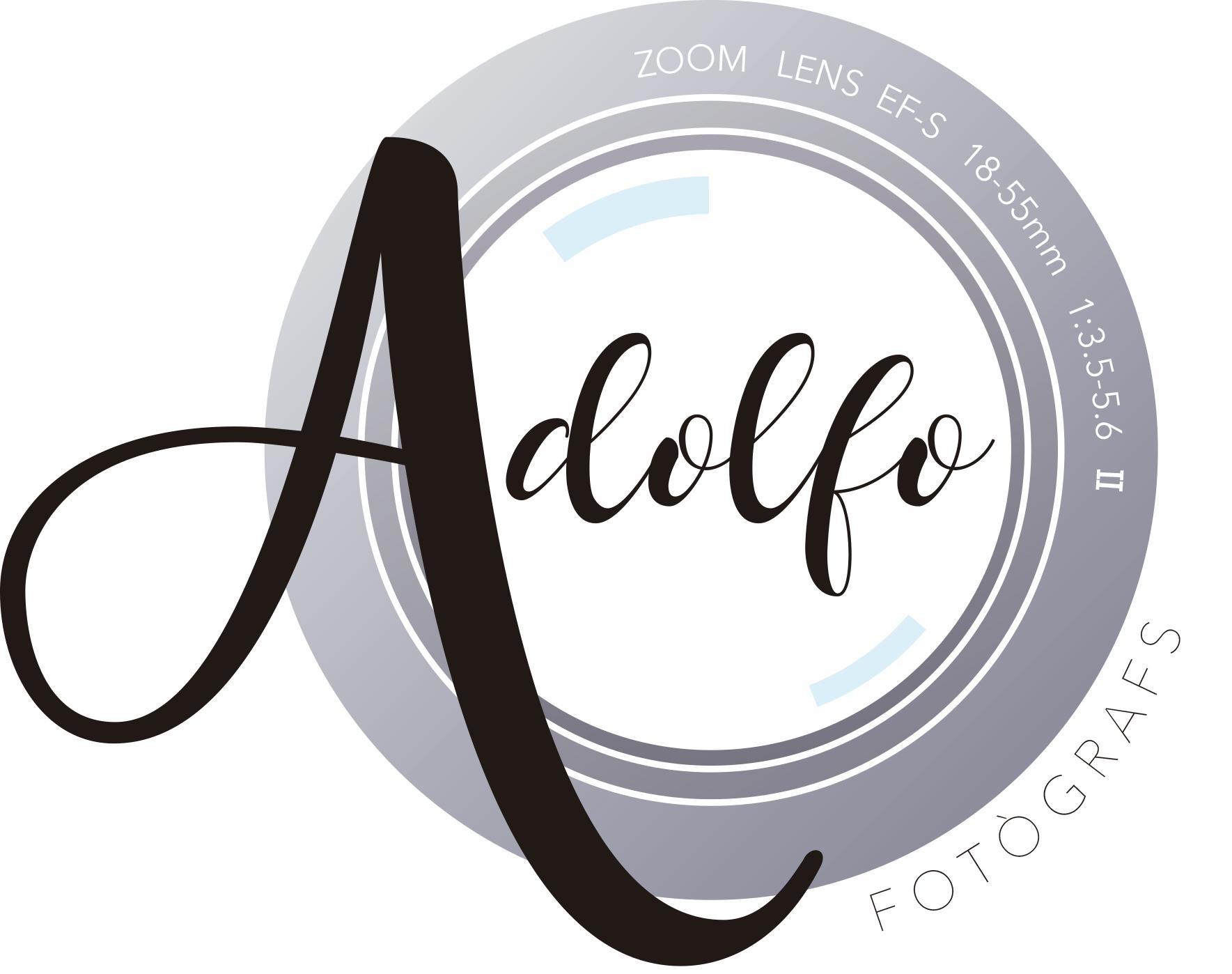 Logo comerç FOTOGRAFIA ADOLFO