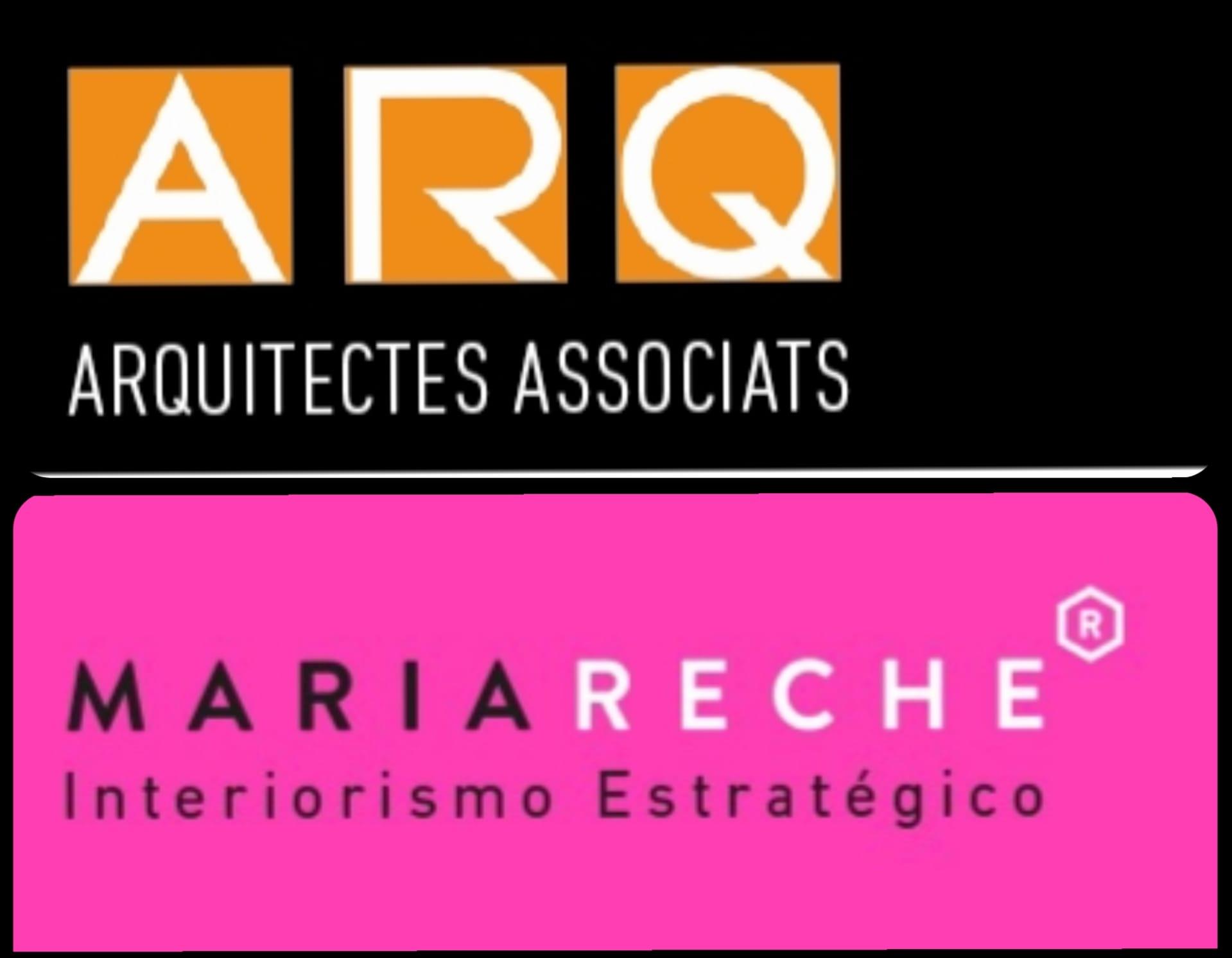 Logo comerç ARQ ARQUITECTES ASSOCIATS - MARIA RECHE