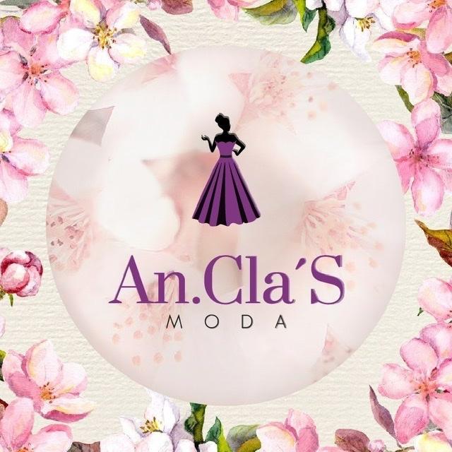 Logo comerç An.cla's moda