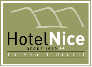 Logo comerç Hotel NICE