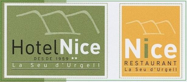 Logo comerç Restaurant NICE