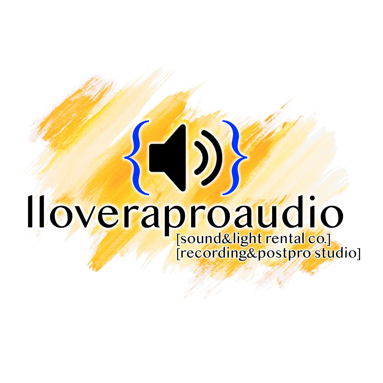 Logo comerç LLOVERAPROAUDIO