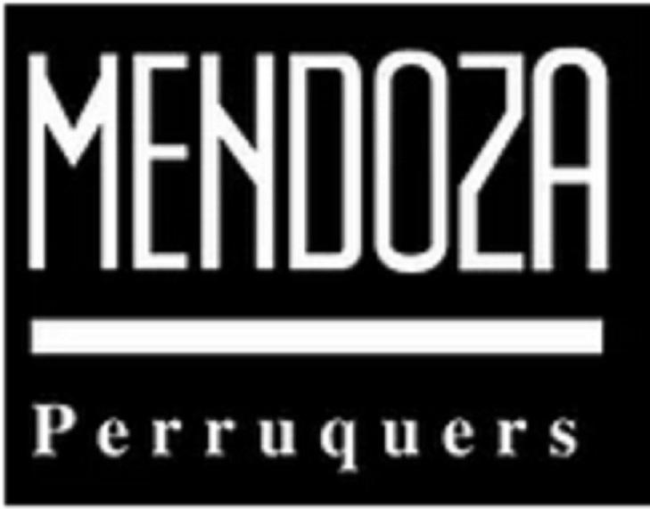 Logo comerç Mendoza Perruquers