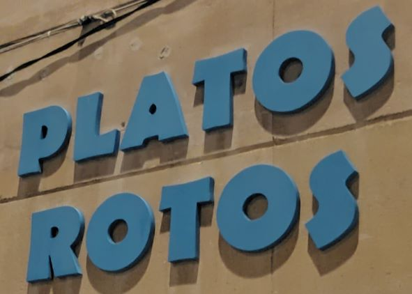 Logo comerç Platos Rotos