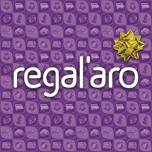 Logo comerç Regalaro - Parc d'Aro
