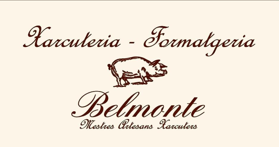 Logo comerç XARCUTERIA/DEGUSTACIÓ BELMONTE