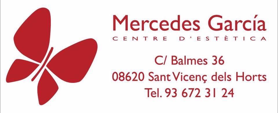 Logo comerç Centre d'Estètica Mercedes García