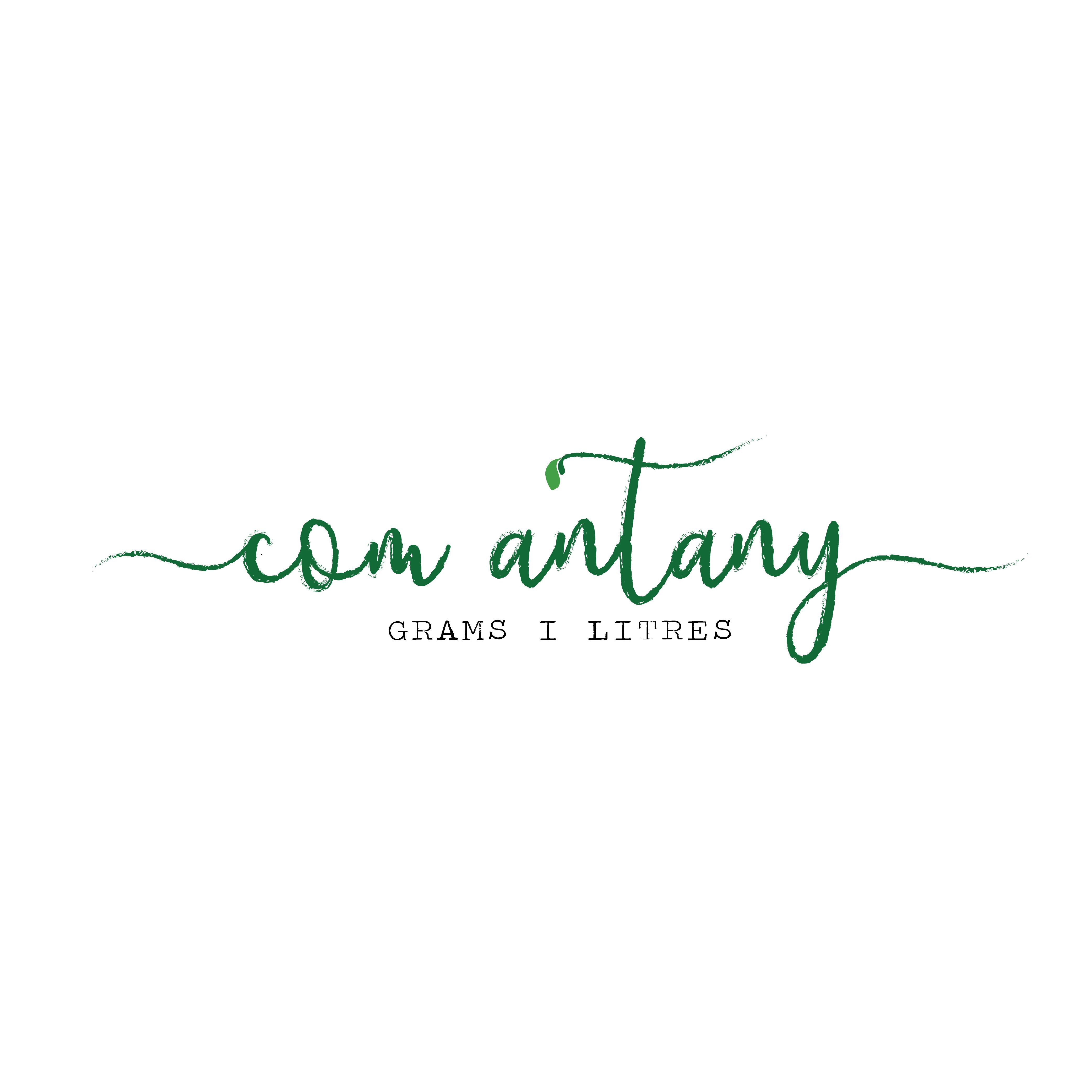 Logo comerç Com Antany