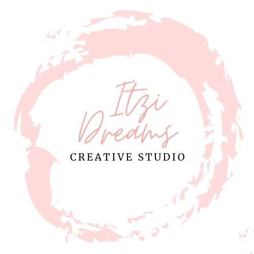 Logo comerç Itzi Dreams Creative Studio