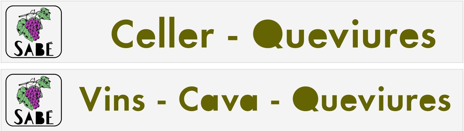 Logo comerç CELLER SABÉ