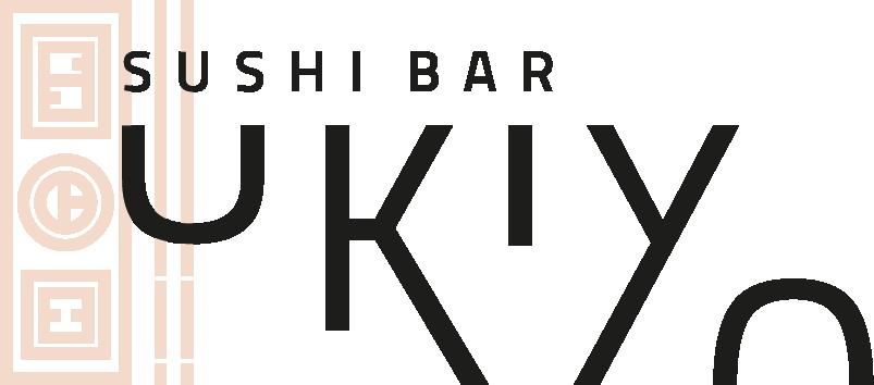 Logo comerç UKIYO SUSHI BAR