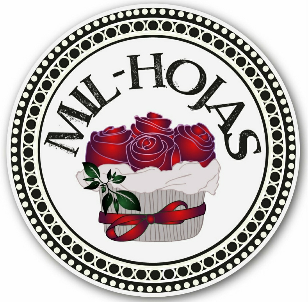 Logo comerç Floristería Mil-hojas
