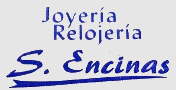 Logo comerç JOYERIA-RELOJERIA S. ENCINAS