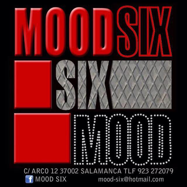 Logo comerç MOOD SIX