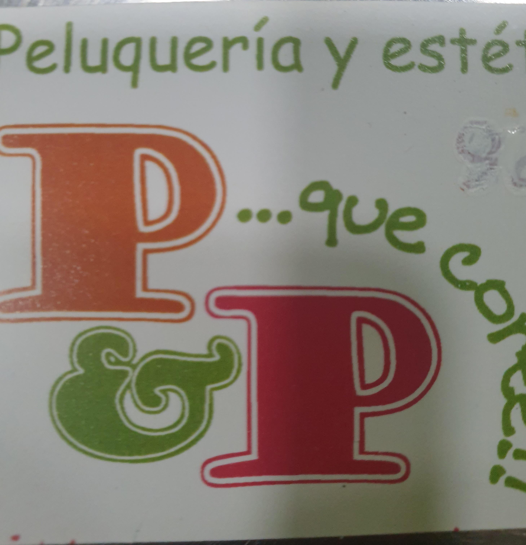 Logo comerç P&P...Que corte!!