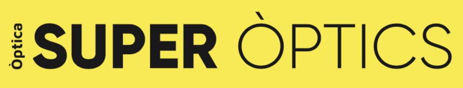Logo comerç ÒPTICA SUPERÒPTICS
