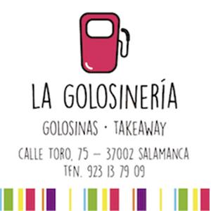 Logo comerç La Golosinería