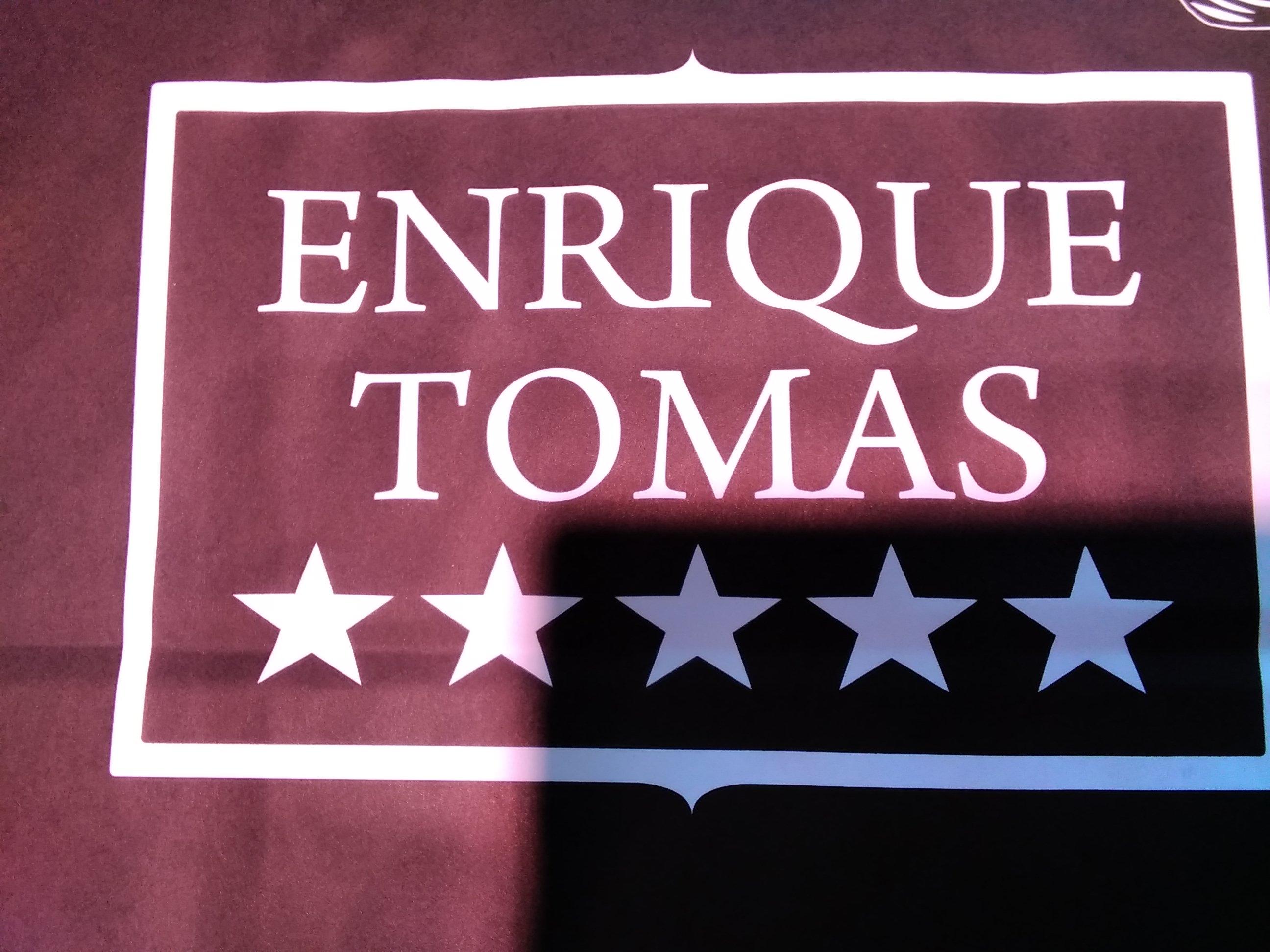 Logo comerç Enrique tomas