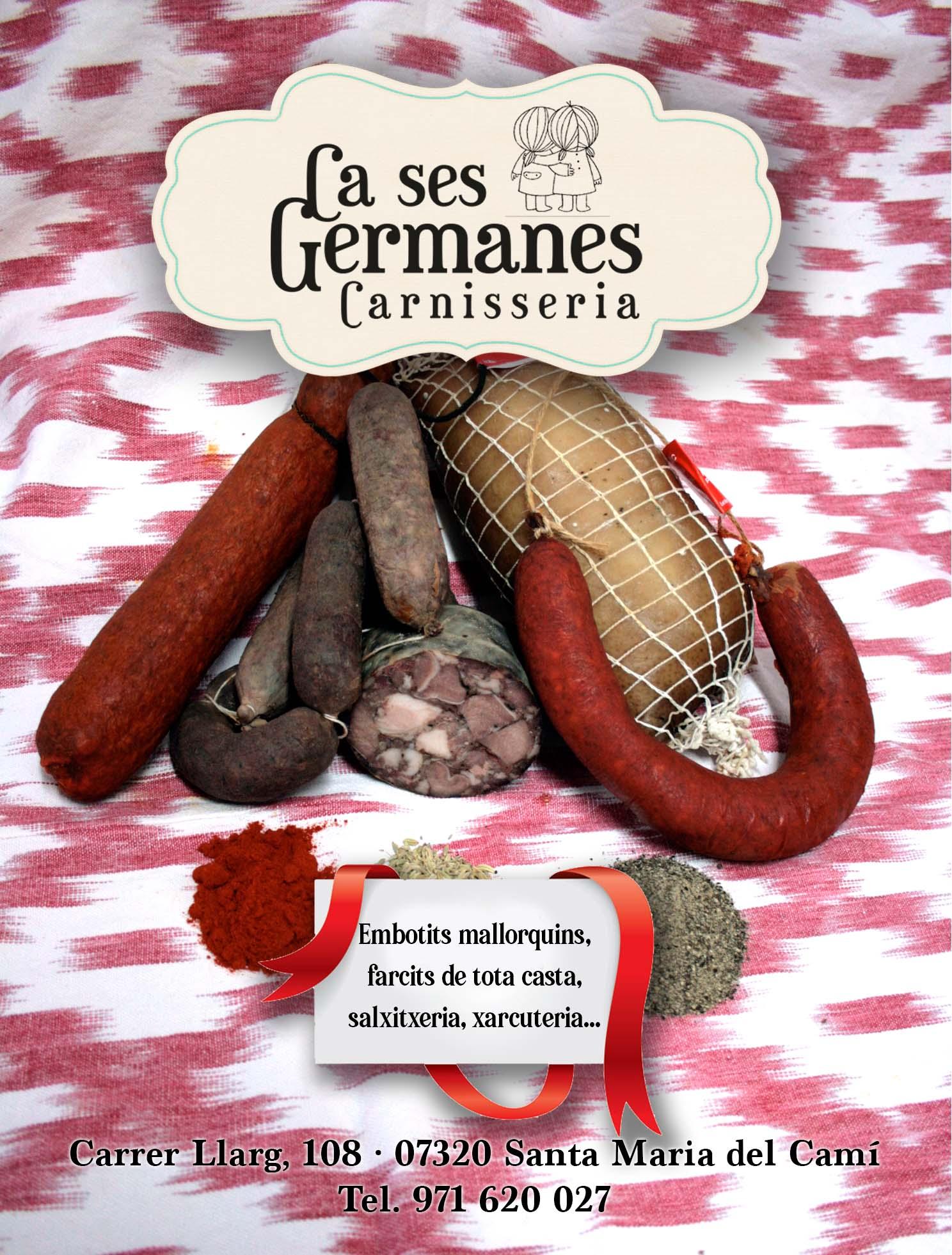 Logo comerç Ca ses Germanes