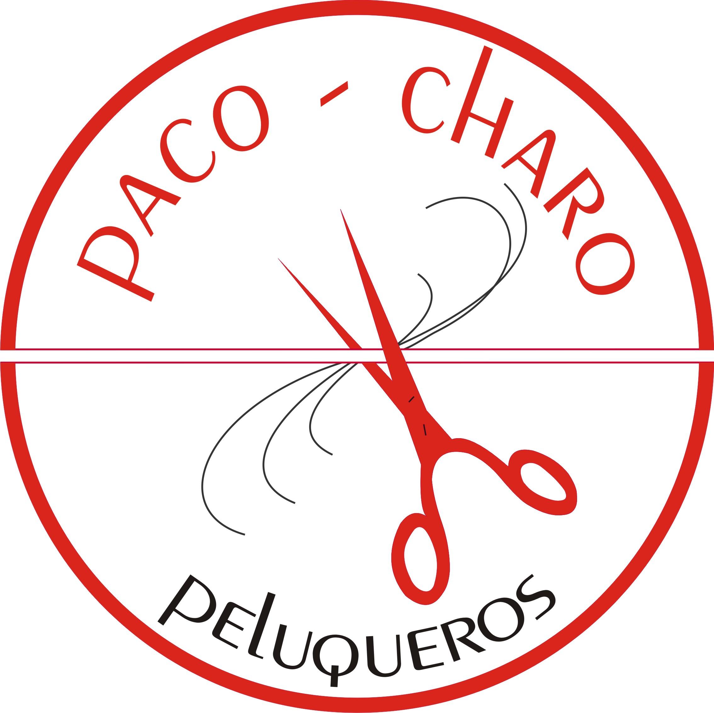 Logo comerç Paco-Charo Peluqueros