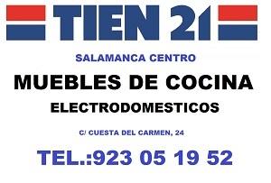 Logo comerç TIEN21 SALAMANCA CENTRO
