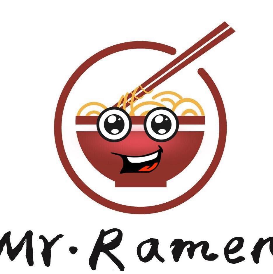 Logo comerç Mr. Ramen
