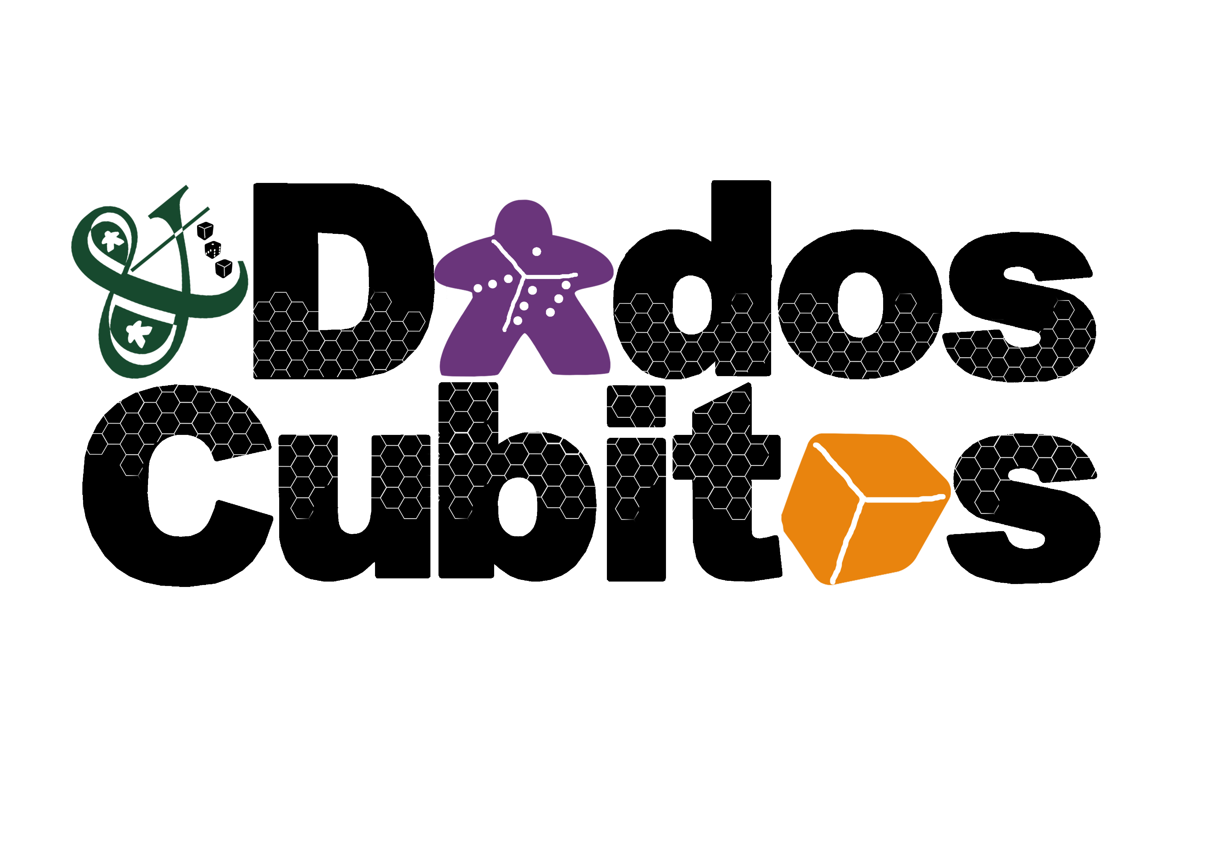Logo comerç Dados y Cubitos