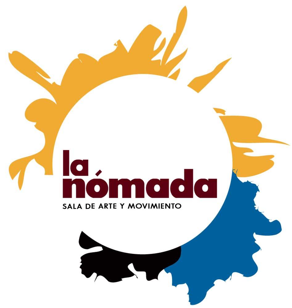 Logo comerç La Nómada. Sala de Arte y Movimiento.