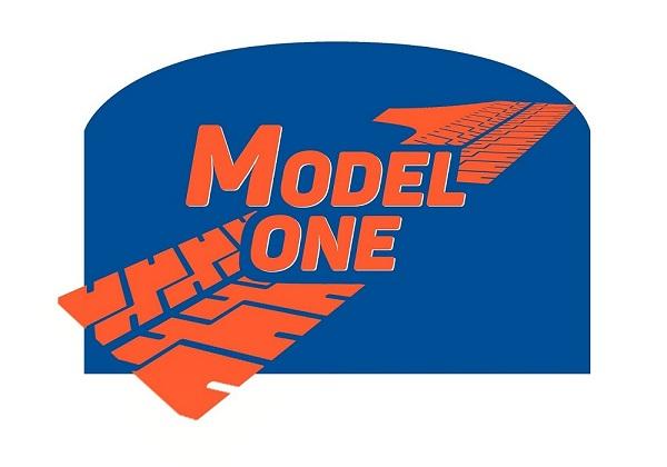 Logo comerç MODEL ONE