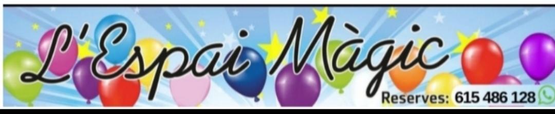 Logo comerç L'espai Màgic