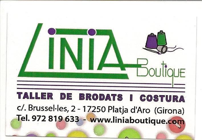 Logo comerç linia boutique