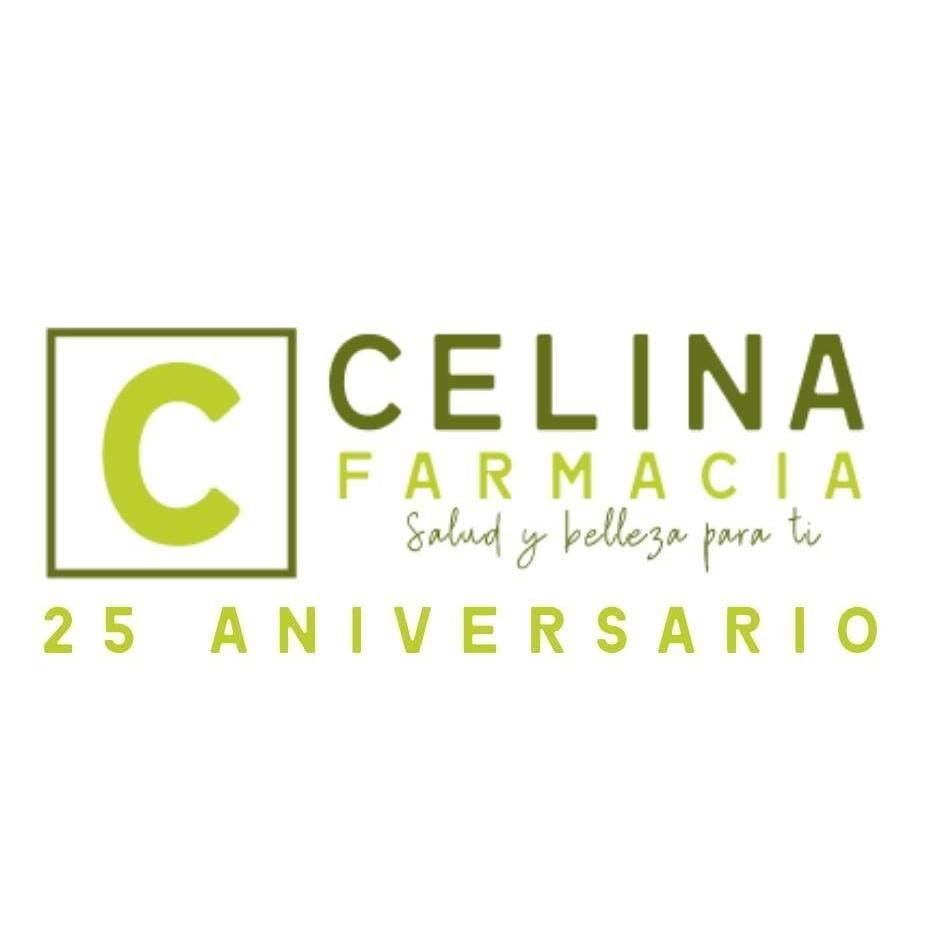 Logo comerç Farmacia Celina
