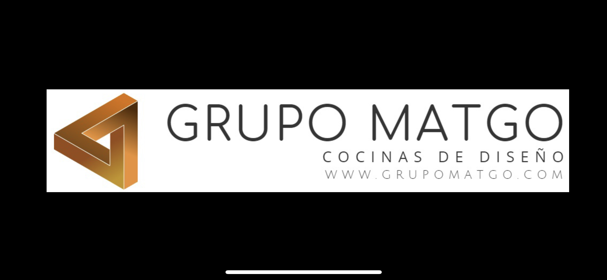 Logo comerç GRUPO MATGO - Diseño de Cocinas - Puertas - Tarima - Armarios Empotrados