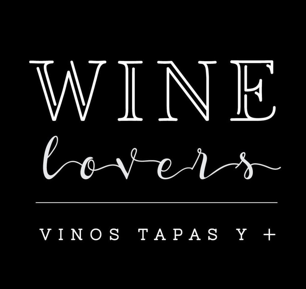 Logo comerç WINELOVERS, VINOS, TAPAS Y +