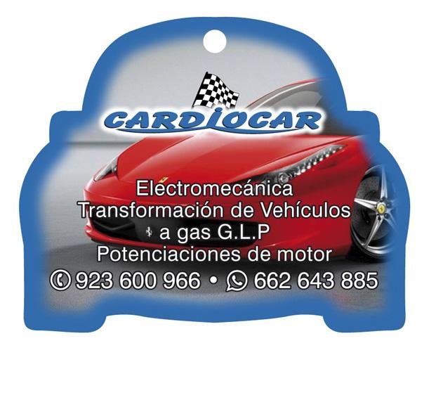 Logo comerç TALLERES CARDIOCAR